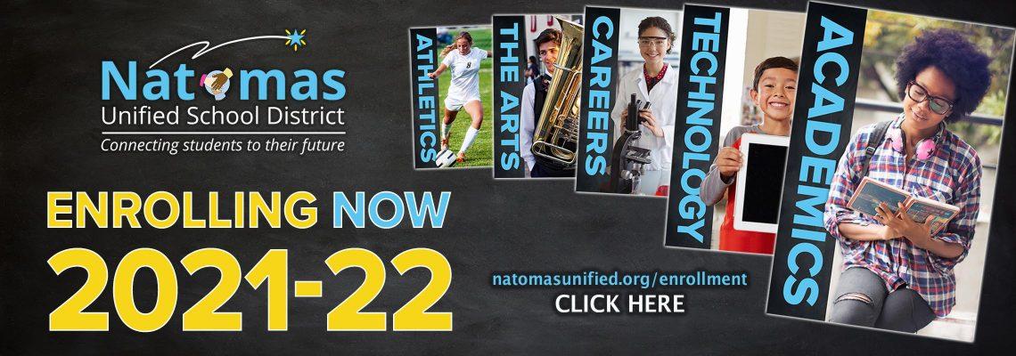 NUSD Enrolling Now 2021-22
